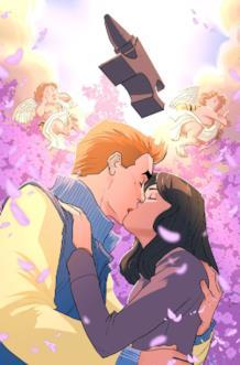 Un'incudine piomba in testa ad Archie mentre bacia Veronica