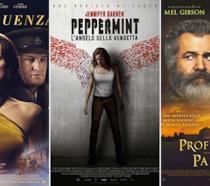 I poster di La conseguenza, Peppermint, Il professore e il pazzo