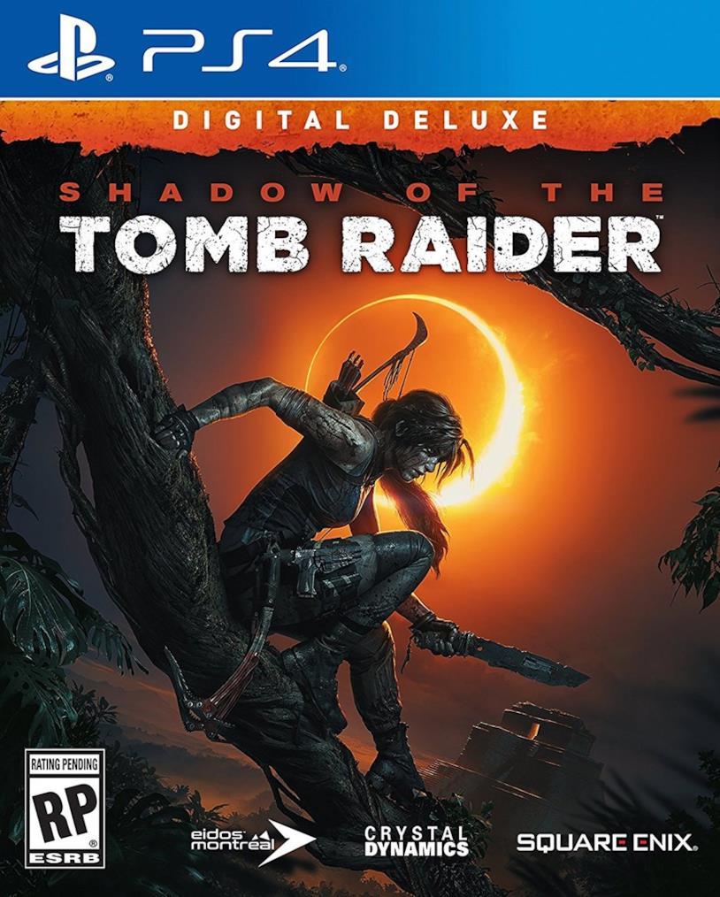 Shadow of the Tomb Raider in uscita il 14 settembre 2018