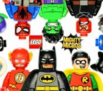 I protagonisti della prima serie di Lego Mighty Micros