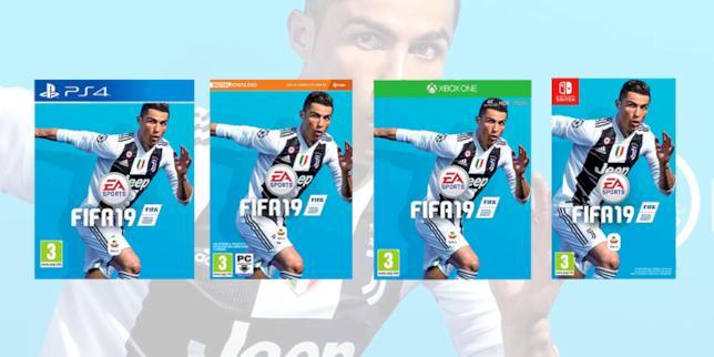 FIFA 19 in uscita il 28 settembre 2018