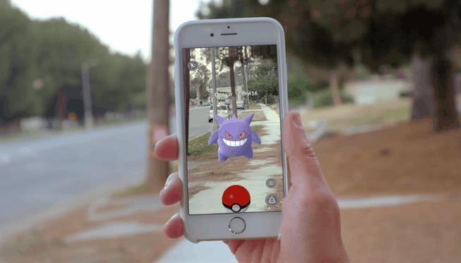 Pokémon catturati sui nostri smartphone