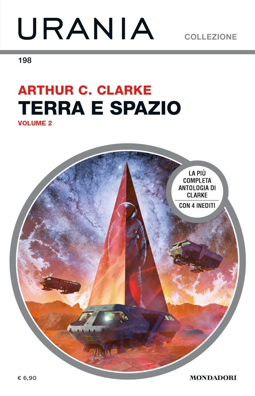 La copertina di Terra e spazio - volume 2
