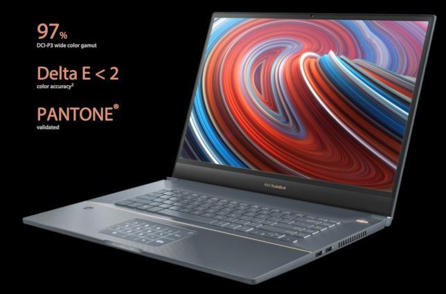 Immagine stampa del SuperBook S di ASUS