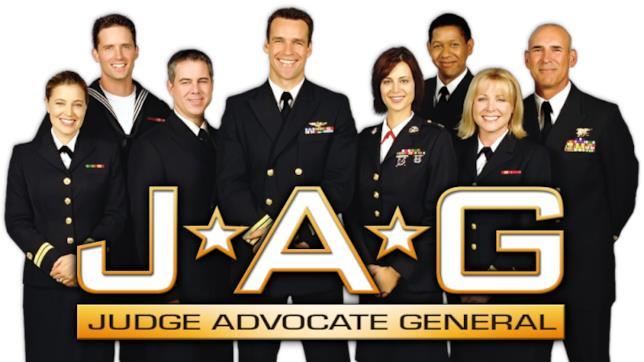 Il cast di JAG