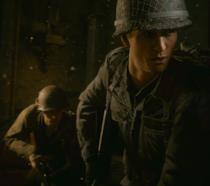 Soldati in azione in Call of Duty: WWII