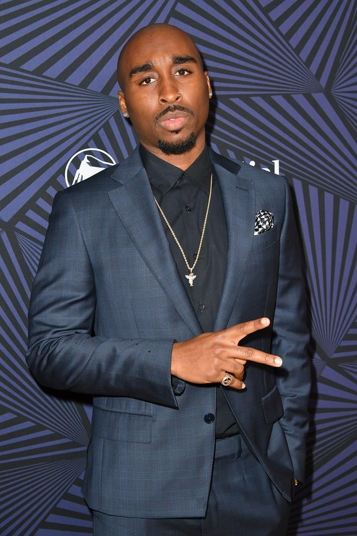 L'attore Demetrius Shipp Jr.