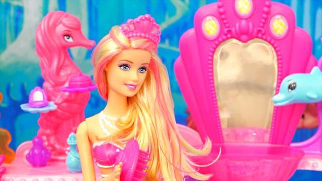 Il mondo perfetto e rosa di Barbie