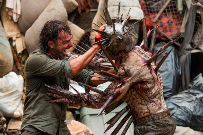 The Walking Dead: 7x10
