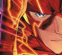 L'eroe dei fumetti Flash