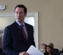 Keanu Reeves è un avvocato difensore in Una Doppia Verità