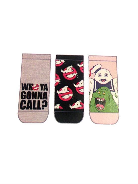 I calzini con le immagini a tema Ghostbusters