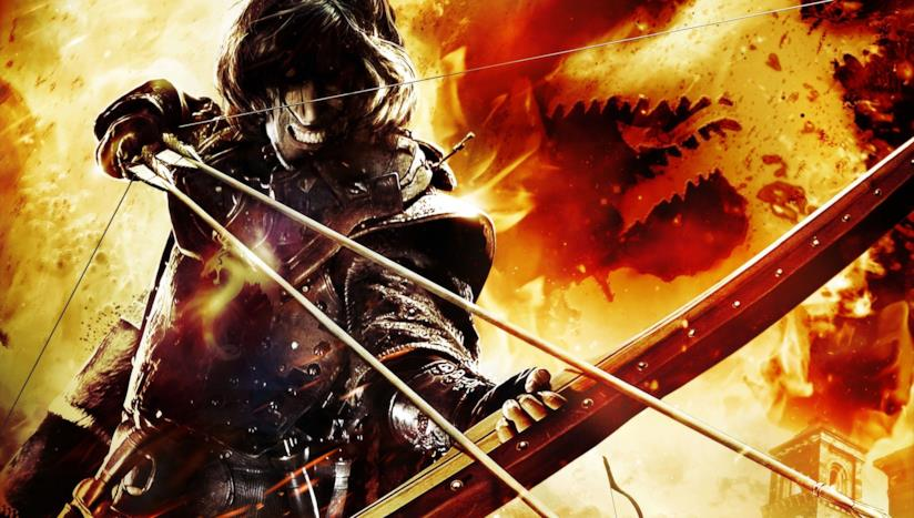 Un arciere da Dragon's Dogma: Dark Arisen