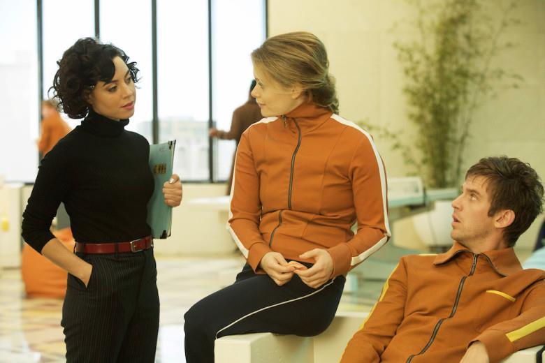 David Haller e Sydney in un'immagine della prima stagione di Legio