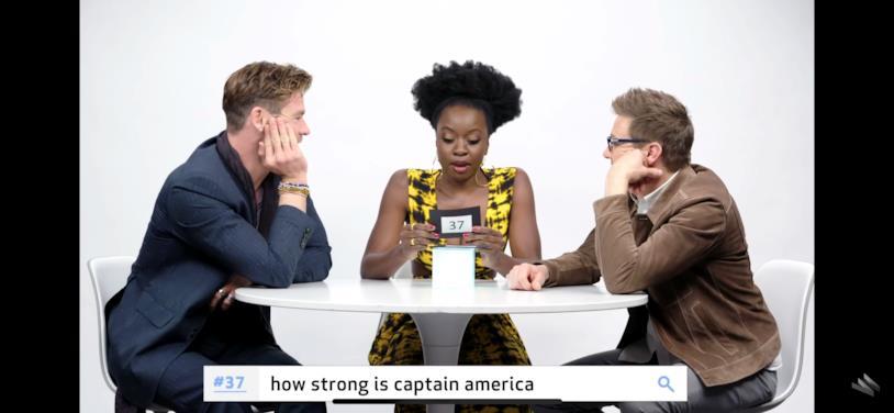 Captain America quanto è forte?