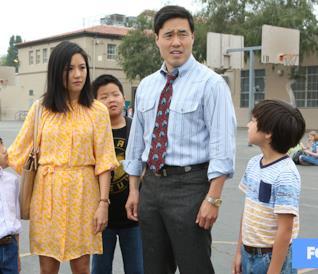 La famiglia Huang