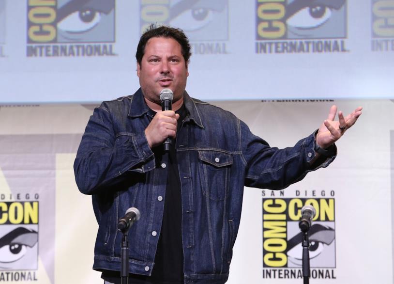 L'attore di Heroes al Comic-Con di San Diego