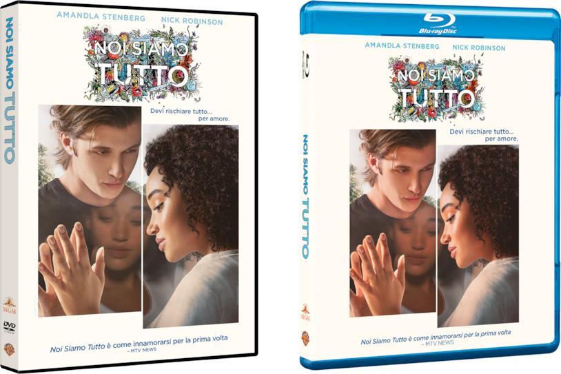 Noi Siamo Tutto, DVD e Blu-ray