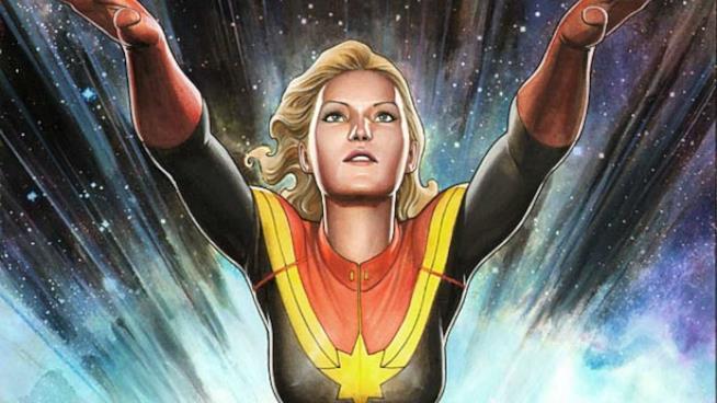Il personaggio di Carol Danvers conosciuta come Capitan Marvel
