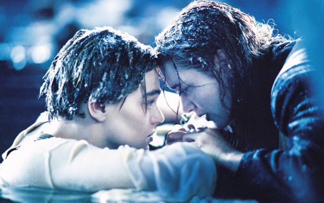 Kate Winslet al Jimmy Kimmel Live parla del Titanic
