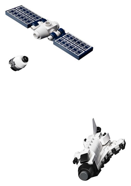 I fan LEGO potranno contare anche su un mini veicolo
