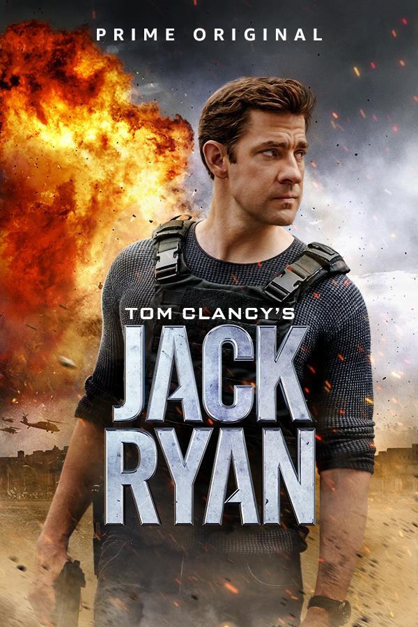 Il poster di Tom Clancy's Jack Ryan
