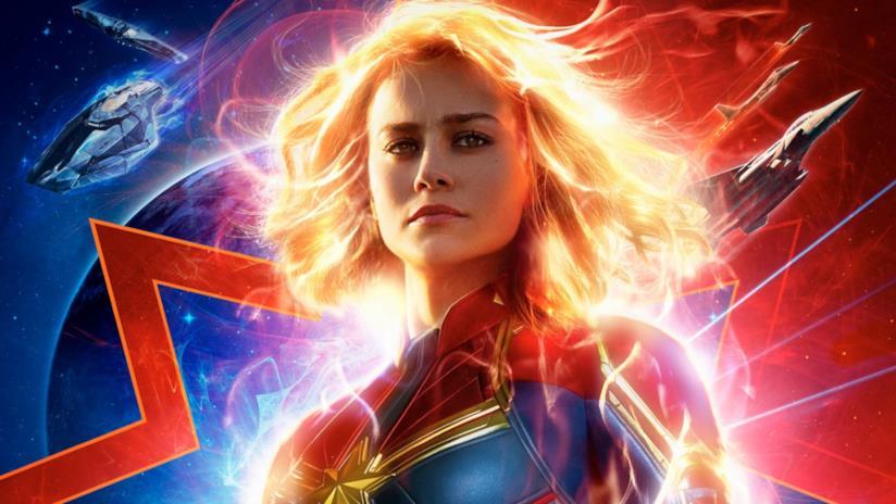 Captain Marvel, eroina portata in scena da Brie Larson