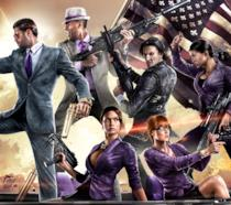 Saints Row Cover videogioco
