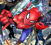 Gli incredibili Spider-Men di Yusuke Murata, disegnatore di One-Punch Man [GALLERY]
