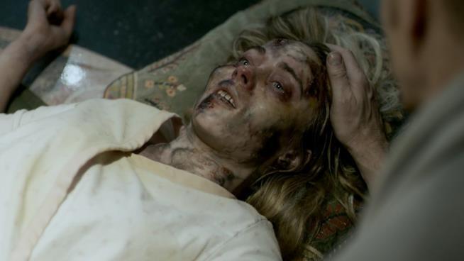Scena prima stagione di The Exorcist