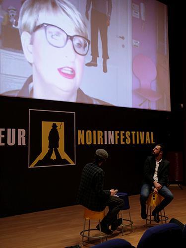 Il dibattito al panel di The Walking Dead durante il Courmayeur Noin in Festival