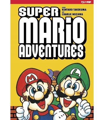 La copertina di Super Mario Adventures