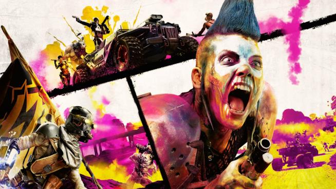Rage 2 id software avalance studios