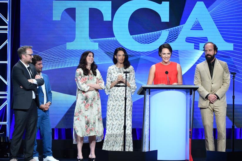 Phoebe Waller-Bridge ai TCA Awards 2019