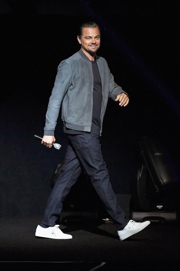 Leonardo DiCaprio, attore americano