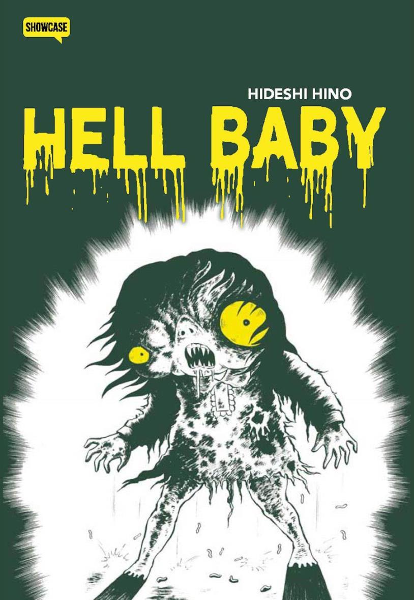La copertina di Hell Baby