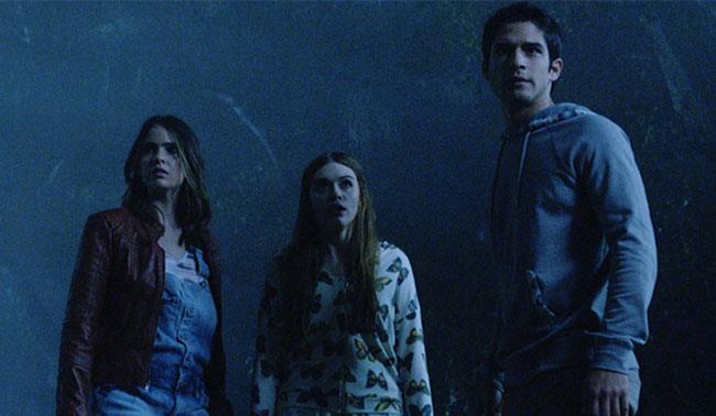 Malia, Lydia e Scott negli ultimi episodi di Teen Wolf