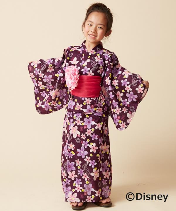 L'abito tipico giapponese a tema principesco