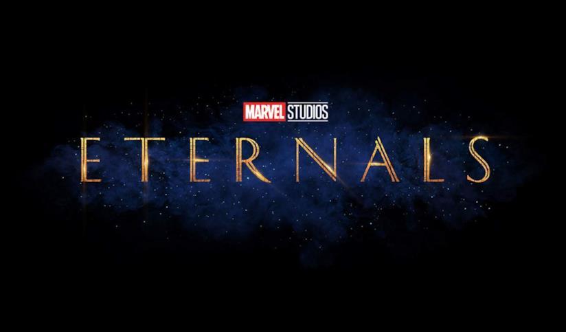 Il poster di The Eternals