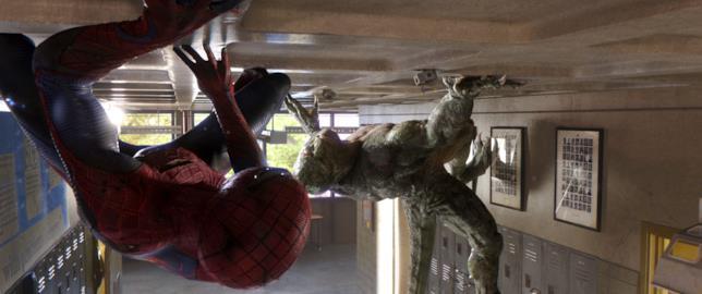 Lizard interpretato da Rhys Ifans in The Amazing Spider-Man