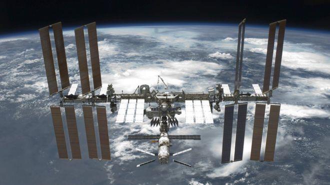 NASA, stazione orbitante internazionale