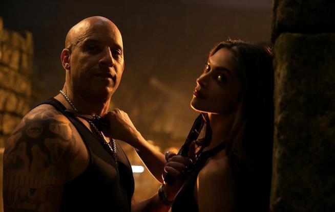 Vin Diesel e Deepika Padukone in xXx - Il ritorno di Xander Cage