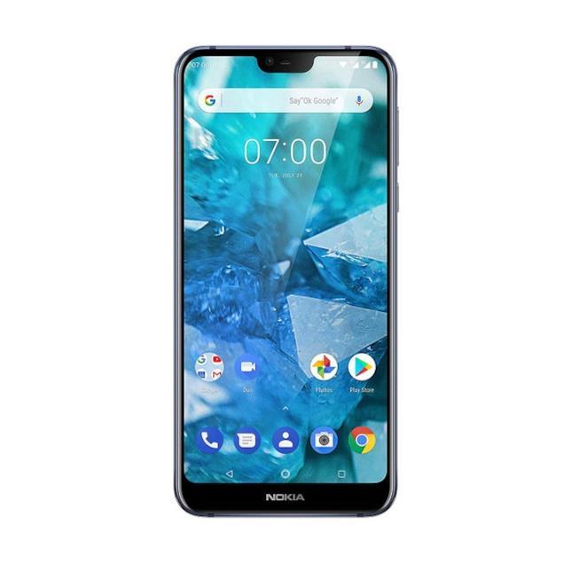 Il Nokia 7.1 sfrutta la tecnologia PureDisplay
