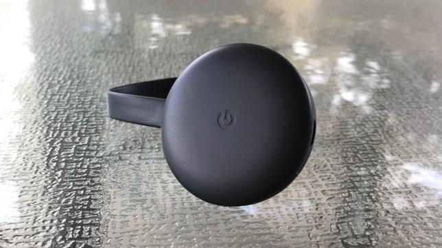 Chromecast 3 sfoggia la g di Google