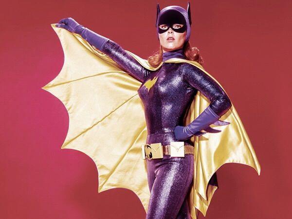 Yvonne Craig è Batgirl