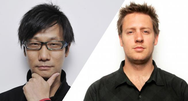 Hideo Kojima e Neill Blomkamp