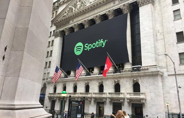 Spotify arriva a Wall Street
