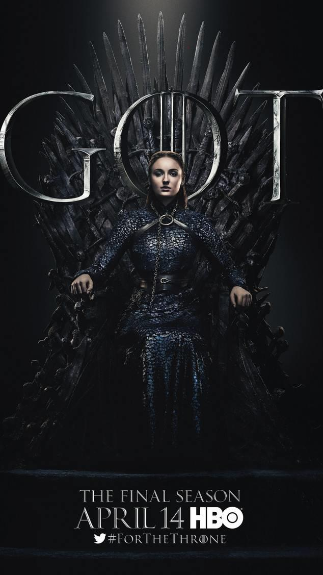 GoT 8: il character poster di Sansa