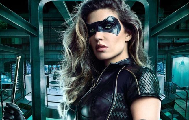 Juliana Harkavy è Black Canary in Arrow