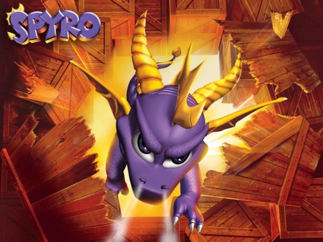 Il primo Spyro the Dragon riuscì a rivaleggiare con i platform game più classici